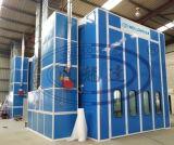 Wld15000 세륨은 15m 버스 살포 색칠 부스를 주문을 받아서 만들었다