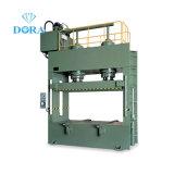 Chapa de madera Venta caliente prensa fría la máquina para la línea de producción de madera contrachapada