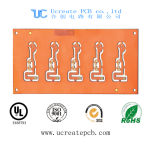 Fabricación de electrónica de circuito impreso PCB con UL ISO9001 RoHS