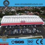 Ce BV Estructura de acero certificadas ISO Almacén (TRD-013)