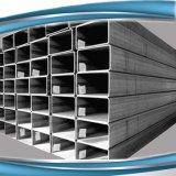Полый раздел стальное /Gi круглое/квадрат/круглое пробка пускает цену по трубам