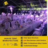 De transparante Tent van de Partij van het Huwelijk van de Markttent voor Banket
