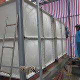 Вид в поперечном разрезе SMC резервуар для воды для продажи
