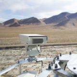 Sensor doble PTZ de largo alcance de la cámara térmica IP