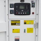 Sechs Zylinder-leiser Typ Dieselgenerator mit Hauptenergie 100kVA