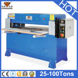 Hg-A30t Precision Four Column Hydraulic Carpet Plane Cutting Machine