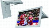 Anúncio de ônibus de 18,5 polegadas Reprodutor de mídia digital TV tela LCD