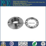 Pièces usinées par acier de précision pour des pièces de machine d'automatisation