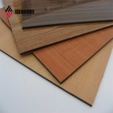 Le bois et bois Ideabond Look Acm de matériaux de construction