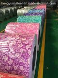 Цвет PPGI покрыл гальванизированную стальную холоднокатанную жесть листа катушки