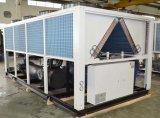 Compresor de tornillo de aire de refrigeración industrial