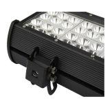 9 barre automobile d'éclairage LED de rangée de pouce 108W pour 4X4