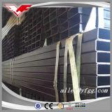 Quadrato nero della parete sottile laminata a caldo e tubo vuoto rettangolare della sezione