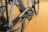 都市電気バイクEの自転車のスクーター250Wブラシレス8funモーターShimanoの速度ギヤ100km旅行