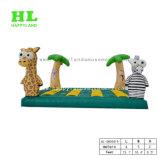 giocattolo semplice gonfiabile del Bouncer della palma di 4.5X3m