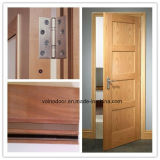 Bm Trade CertificateおよびULシステムとの高品質Solid Wood Door/Fire Rated Door