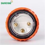 Штепсельная вилка электрической штепсельной вилки Pin 250V 500V Австралия 56p332 32A 3 промышленная