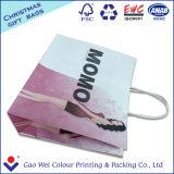 Sacchetti poco costosi personalizzati del regalo della carta da stampa