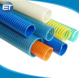 3/4''-8'' spirale en PVC transparent tuyau flexible de tube d'aspiration