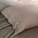 300 hilos de algodón egipcio de satén Edredón fina ropa de cama