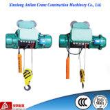 CD het Model Enige Elektrische Hijstoestel van de Kabel van de Draad van de Straal