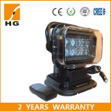 50W de Afstandsbediening CREE LED Search Light van Wireless