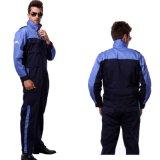방어적인 안전 작업복 작업복 면 건축 노동자 제복