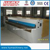 QH11D-3.2X3200 mécaniques haute précision de la machinerie de cisaillement de la guillotine/métal de machines de coupe