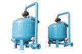 Tanque raso do filtro de areia IP55/IP65 com sistema de controlo de Siemens