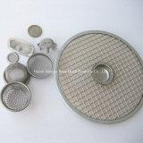 Maglia del quadrato dell'acciaio inossidabile di prezzi bassi di alta qualità per il filtro