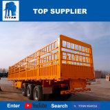 タイタンの手段- 12メートルの長いトラックのセミトレーラーのトラックのトレーラーの長い手段
