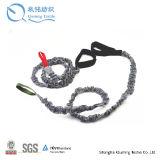カヌーおよびカヤックのアクセサリのための伸縮性があるロープ