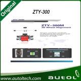Edizione di lusso di inseguimento automatico di Zty-300m anziché la pastella multilingue del certificato della rotella 3D Aligner/Ce del lancio X-712 che il Aligner della rotella X-631