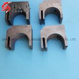 As peças sobressalentes de máquinas têxteis Jwf1530-12809A Fundição do suporte do rolete de dois