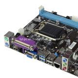 2017 горячей высокого качества при послепродажном обслуживании материнская плата Intel H81-Plus LGA 1150 имеет WiFi&SSD&GB LAN компьютер OEM