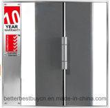 De aangepaste Dubbele Deur van het Aluminium van het Glas met Gunstige Prijs
