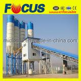 Planta de tratamento por lotes concreta do transporte de correia da qualidade superior 90m3/H