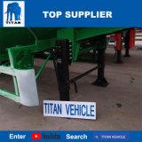 Titan-Fahrzeug - Flugasche-Kleber Bulker Transport-tauschenlkw-Puder-Material-Transportvorrichtung