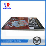 Толщиная ловушка клея бумажной доски слипчивая для крыс и мыши
