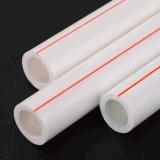 Tubo de material de polipropileno produtos de alta qualidade a água quente PPR o tubo de plástico