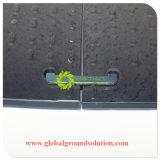 Stärke/Größe können kundenspezifische 100% HDPE/UHMWPE sein wasserdichte Bodender schutz-Blätter