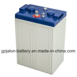 2V1600ah recargable, batería de plomo ácido para el sistema de comunicación
