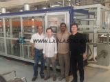 Le ce a délivré un certificat les matériels de inclinaison en plastique automatiques de Thermoforming de cuvette de moulage de pression servo de qualité chinoise