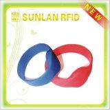 Hospital를 위한 높은 Quality Silicon RFID Wristband
