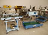Saco de contínuo de vedante de calor banda consecutivos máquina de vedação com altura de vedação ajustável para a Bolsa Vertical e Horizontal