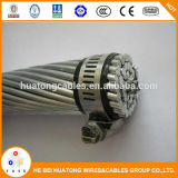 Aluminium nu ACSR conducteur/AAC/AAAC Écureuil câble 20mm2 (6+1/2.11mm) /le vison 60mm2 (6+1/3.66mm)