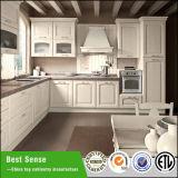 Самомоднейшая классицистическая кухня твердой древесины Sharker типа