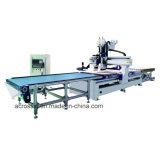 Caricamento di Automized e scaricare il router materiale di CNC della soluzione di incastramento della macchina Yg-1325A-20 per la fabbricazione della mobilia di falegnameria