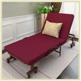 Neueste Entwurfs-moderne Möbel-faltendes Metalleinzelnes Bett (190*65cm)