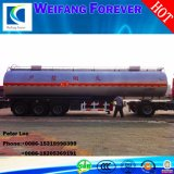 永久に競争価格の30cbm 3axleのアルミ合金の燃料またはガソリンまたは石油タンカー